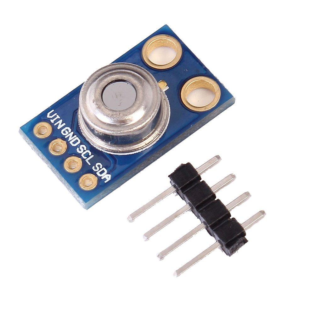 MLX90614 contactless temperature sensor