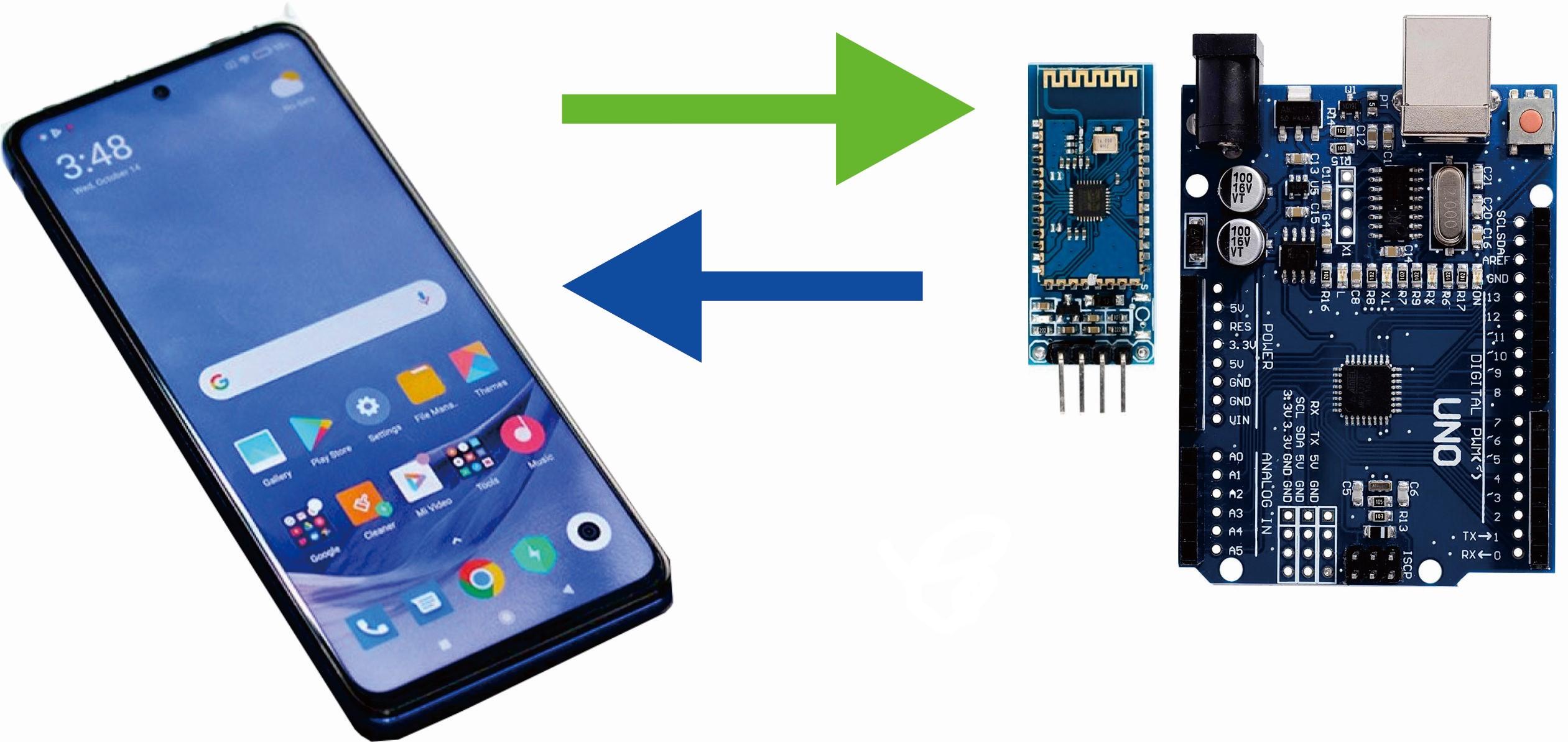 arduino bluetooth tutorial