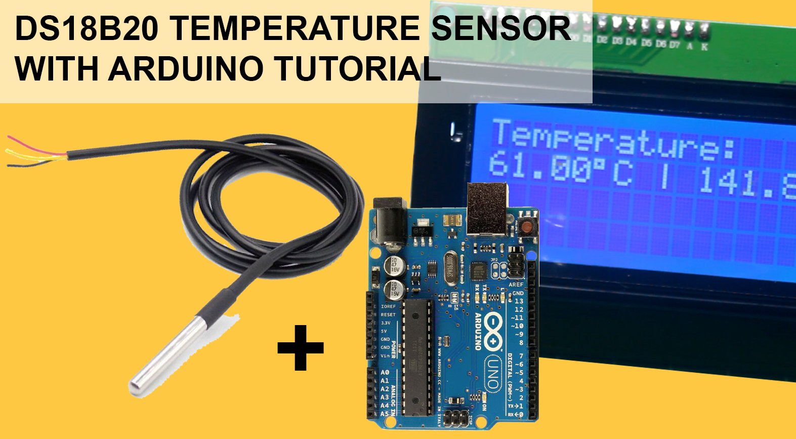 DS18B20 with arduino